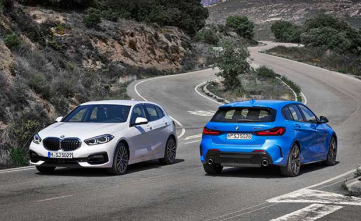 BMW yeni 1 serisi gün yüzüne çıktı! Tarihte ilk defa…