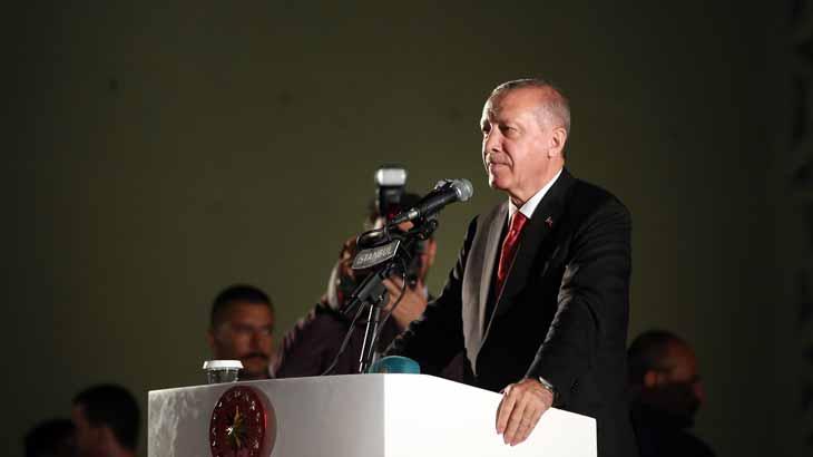 Cumhurbaşkanı Erdoğan 'Hafıza 15 Temmuz Müzesi' açılışında konuştu